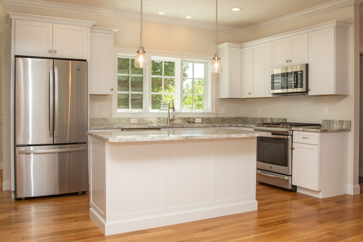 New Home Kitchen Overview