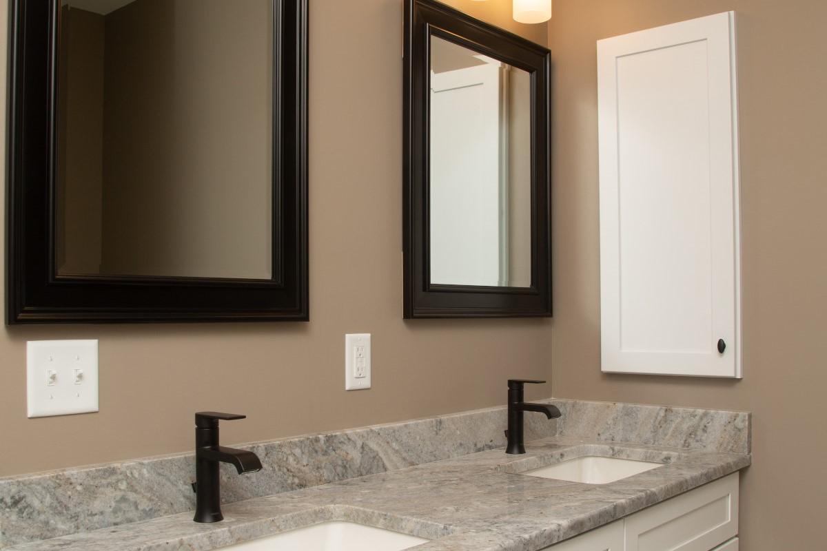 Bathroom Twin Sinks